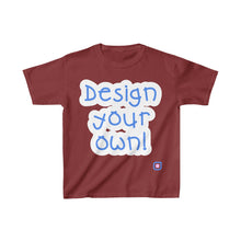 Load image into Gallery viewer, Design Your Own: Youth T-Shirt | Drewsi Donates