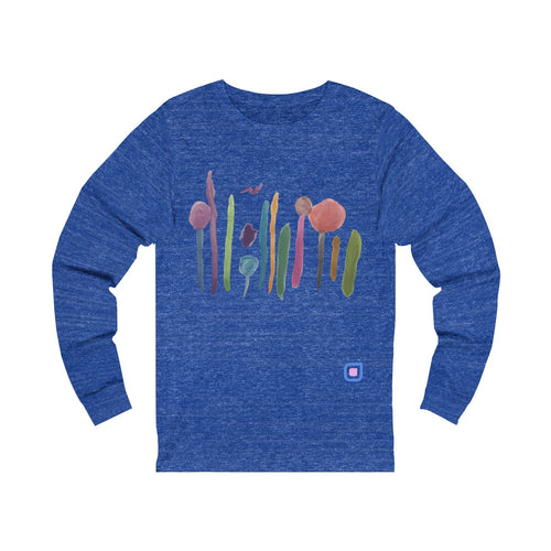 Lollifields Forever: Adult Unisex Long Sleeve T-Shirt | Drewsi Donates