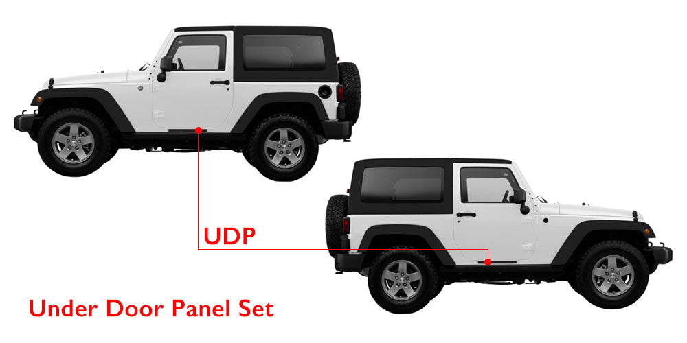 JK Replacement Parts