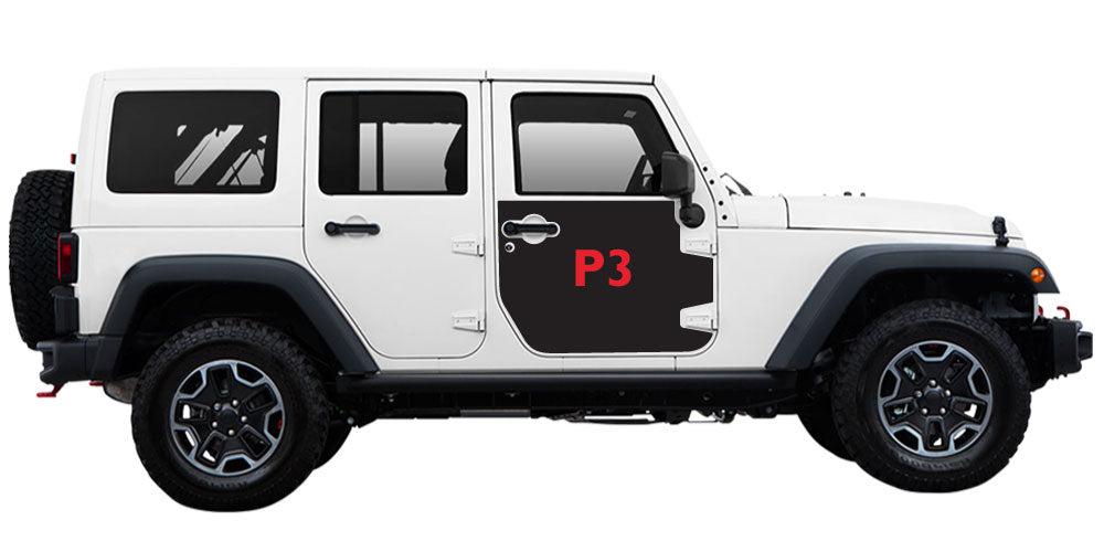 JKU Replacement Parts