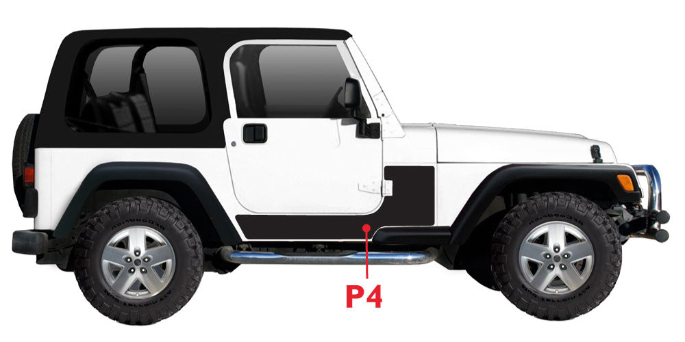 TJ Replacement Parts