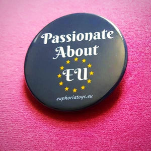 """Passionate about EU"" Badge"