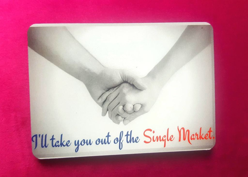 Ill Take You Out Of The Single Market Fridge Magnet - Magnets