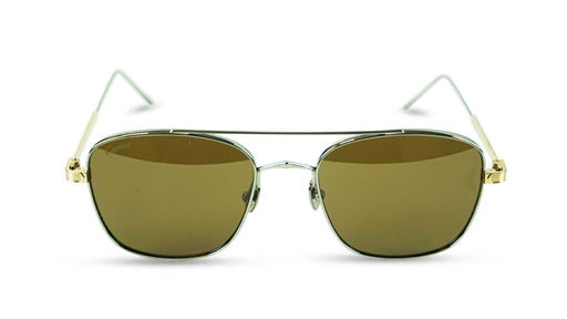 Cartier CT0163S/007 Sunglasses Frame