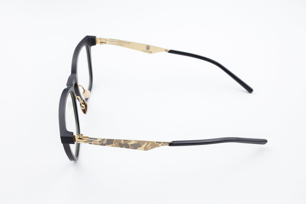 ic! berlin x Bape Optical