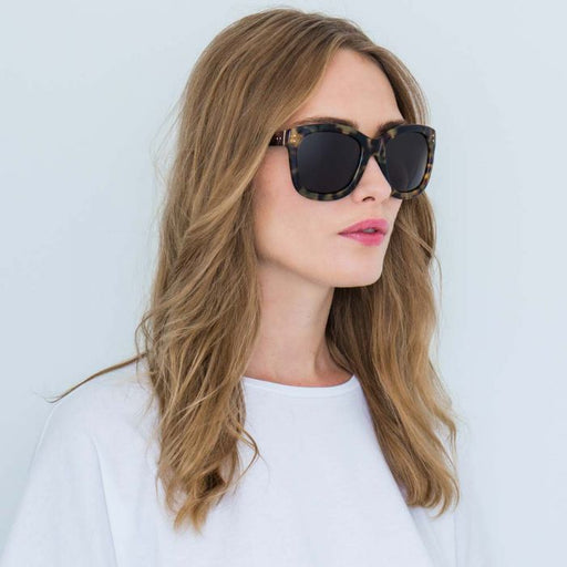 Linda Farrow 513 C2 Oversized Sunglasses