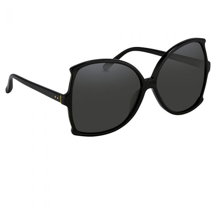 Linda Farrow 514 C1 Oversized Sunglasses