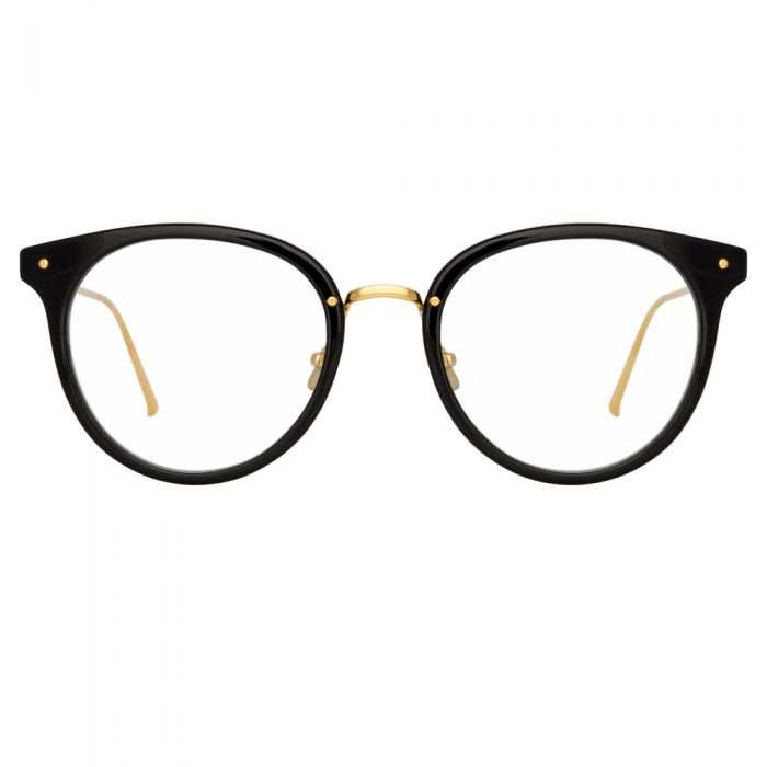 Linda Farrow 722 C10 Oval Optical Frame
