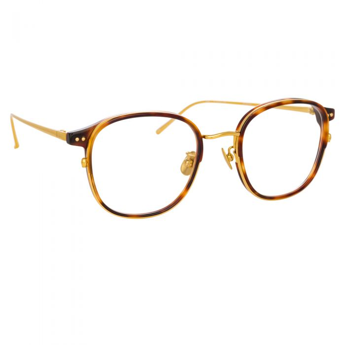 Linda Farrow 803 C6 Square Optical Frame