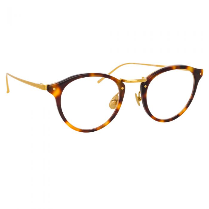 Linda Farrow 808 C2 Oval Optical Frame