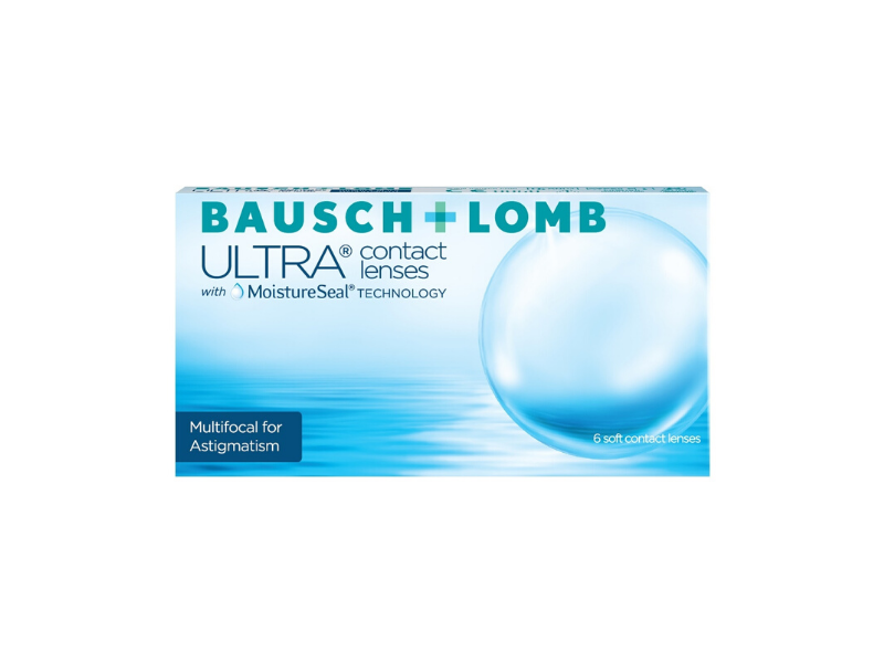 Bausch + Lomb ULTRA Multifocal for Astigmstism