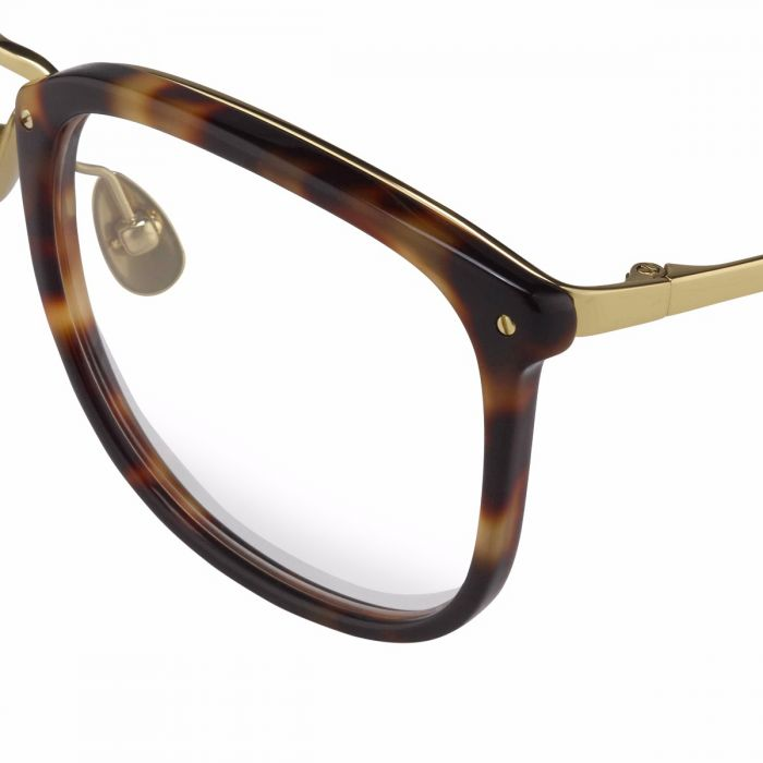 Linda Farrow 222 C12 Rectangular Optical Frame