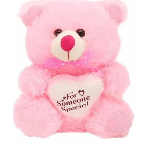 40Cm Teddy With Heart only in Bigswipe