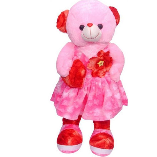 Doll Teddy 15inch - Pink only in Bigswipe