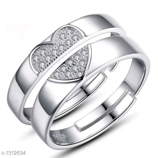 Adjustable Couple Ring only in Bigswipe
