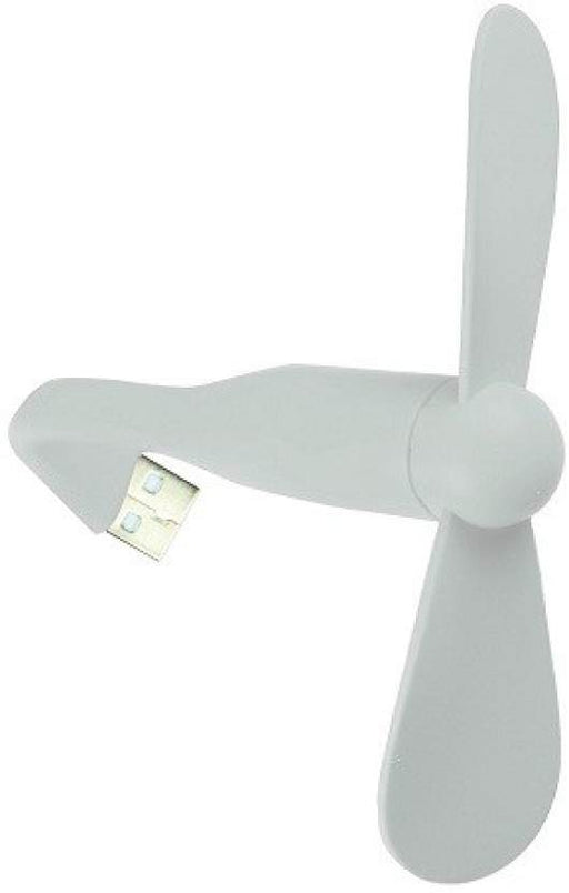 Portable Flexible USB Fan_white only in Bigswipe