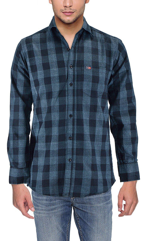 Mens Checked Shirt only in Bigswipe