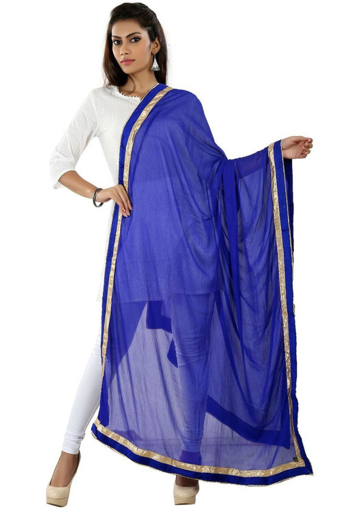 Nazneen Border Work Dupatta only in Bigswipe