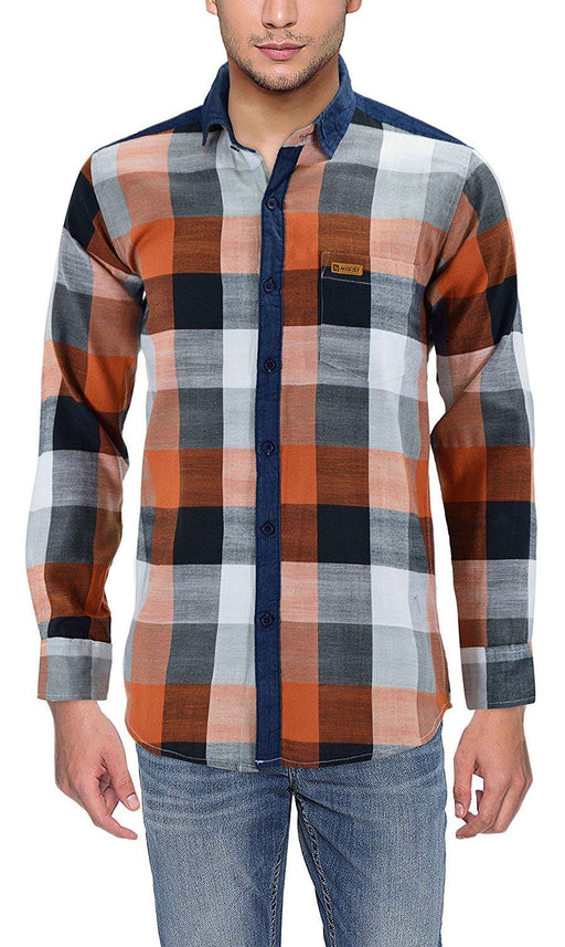 Mens Big Checked Shirt only in Bigswipe