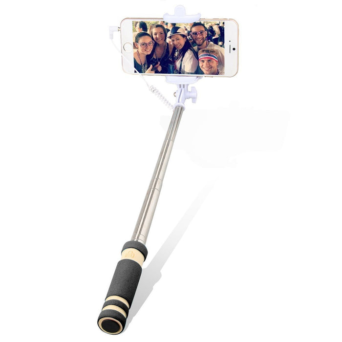 Extendable Mini Selfi Stick_Black only in Bigswipe
