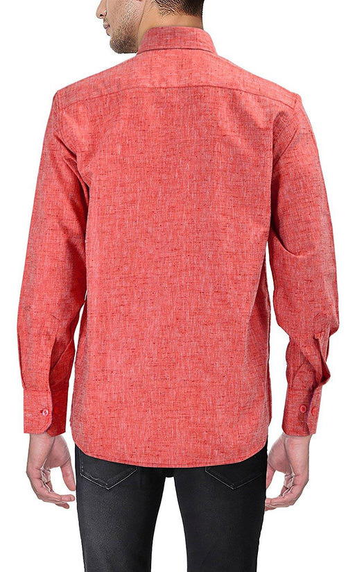 Mens Plain Shirty With Smokey Pattern only in Bigswipe