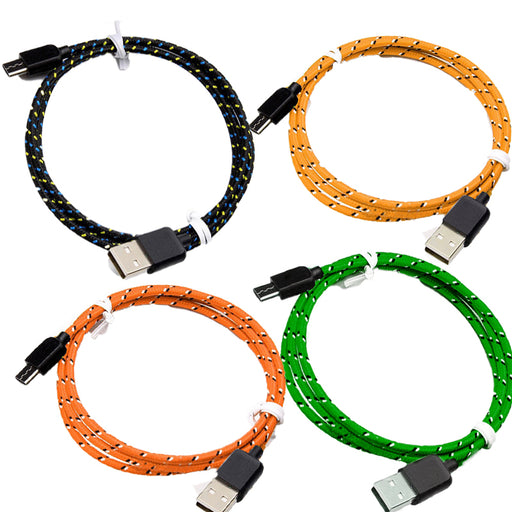 USB & DATA Cable_Orange