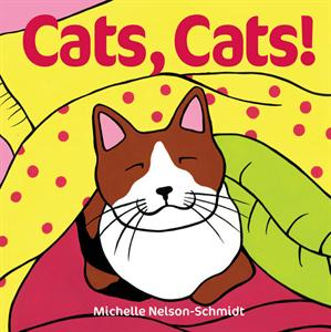 Cats, Cats! Picture Book