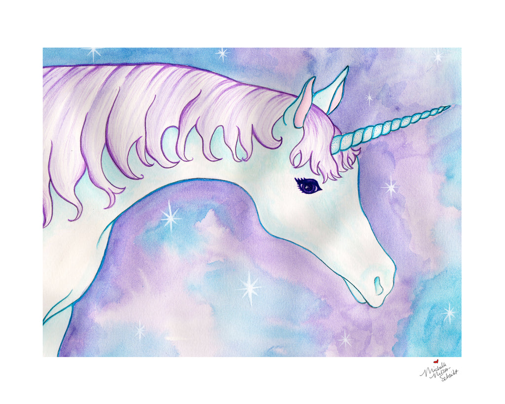 Bob as a Unicorn Digital Download