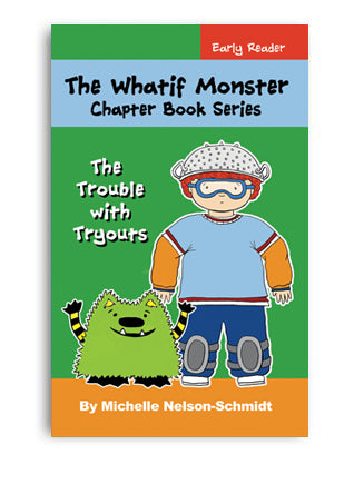 Book 5: The Trouble with Tryouts - Paperback or Hardback