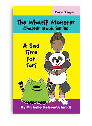 Book 8: A Sad Time for Tori - Paperback or Hardback
