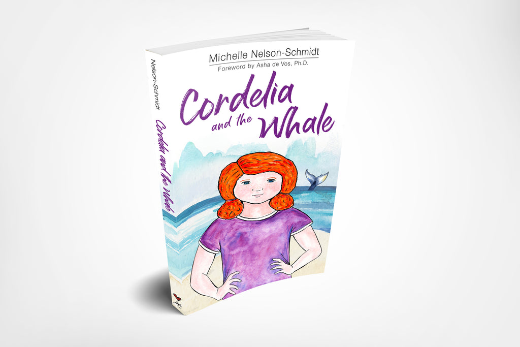 Cordelia and the Whale Paperback or Hardback