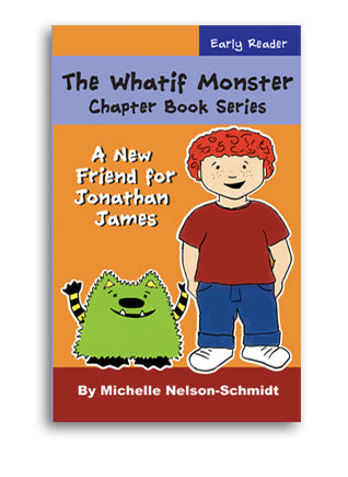 Book 1: A New Friend for Jonathan James - Paperback or Hardback