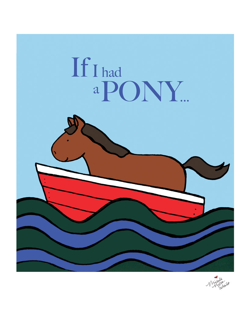 If I Had A Pony Digital Download