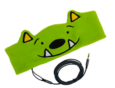 Whatif Monster CozyPhones Headphones for Kids