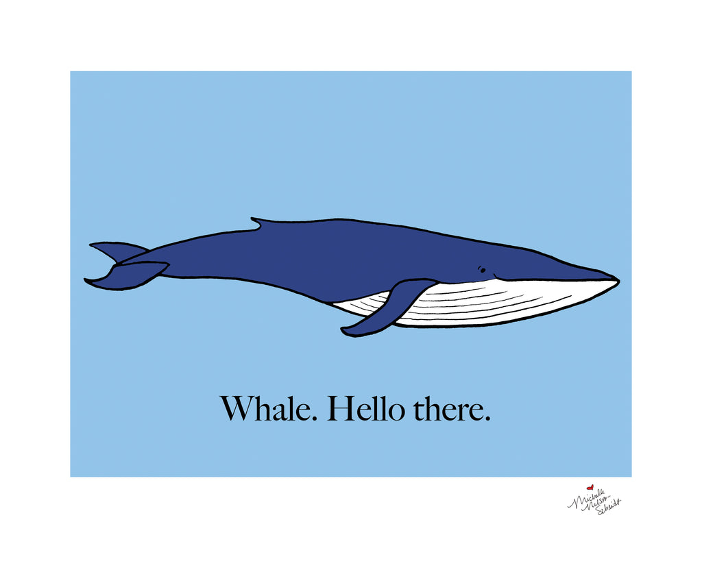 WhaleHello There Digital Download
