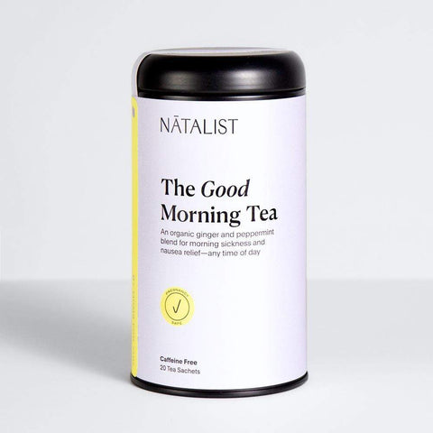 morning sickness tea