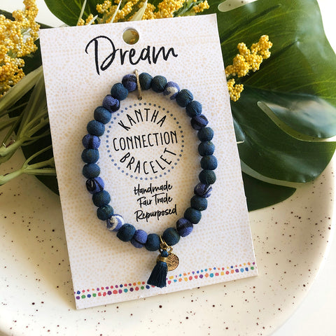 Kantha Connection Bracelet - Dream