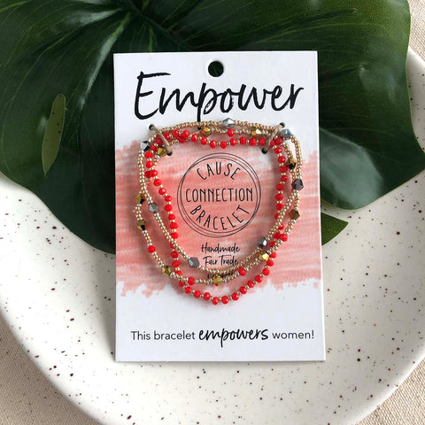 Cause Connection Bracelets - Empower