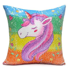 Decorative Unicorn Cushion Cover