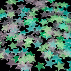 Glow In Dark Stars Wall Sticker