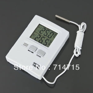 Digital LCD Thermometer Temperature Meter Tester Home Indoor Outdoor High Quality Hot Selling