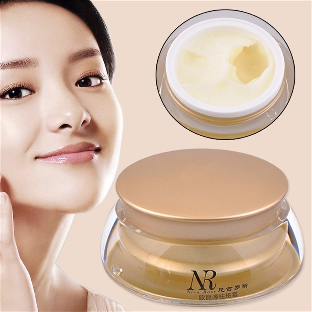 Soft Moisturizing Effective Remove Freckles Stain Nico Rose Pregnacy And Melasma Face Remove Plaque Cream Day Facial Cream