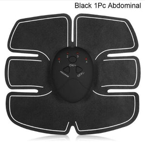 Slimming Belt Abdominal Muscles Trainer Power fit Vibration Plate ab Abdominal Muscle Stimulator Body Massager EMS Stimulation