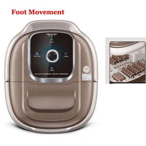 Fully Automatic Electric Roller Massage Foot Movement Foot Tub Massage Machine Foot Spa Bath Massager new