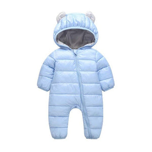 New born Baby clothes Baby boy romper Toddler winter cotton warm jumpsuit children boys girls romper Baby costume Kids jumpsuit