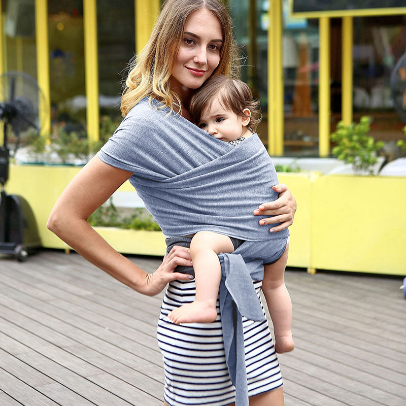 2019 Baby Carrier Sling For Newborns Soft Infant Wrap Breathable Wrap Hipseat Breastfeed Birth Comfortable Nursing Cover