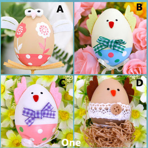 Baby Kid Drawing Painting Easter Eggs Color Egg Birthday Gift 1pc