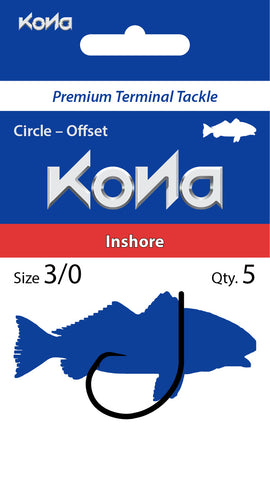 Inshore Circle Hook – Offset