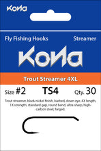 Trout Streamer 4XL (TS4)