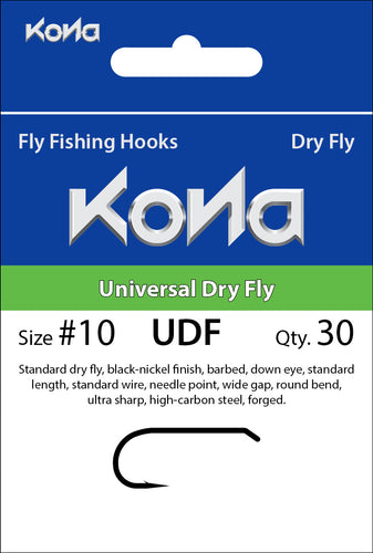 Universal Dry Fly (UDF)